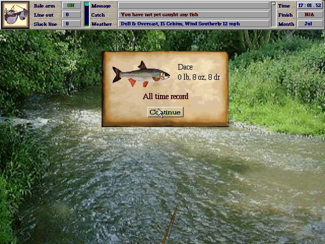 Screens Zimmer 2 angezeig: fishing simulator download