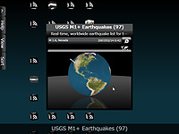 """Geotag""に埋め込まれた経度・緯度を3D地球儀で指し示す"