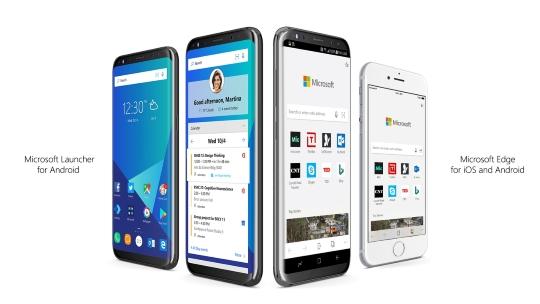 Microsoft、iOS/Android向けの「...