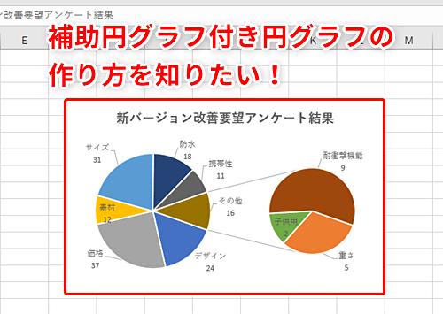 円 作り方 エクセル グラフ