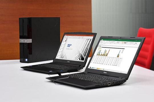 a5d4f5664d 提案書やレポートの作成からさまざまなデータの集計、あるいはメールを利用したビジネスコミュニケーションなど、業務を進める上でパソコンは欠かせない存在。