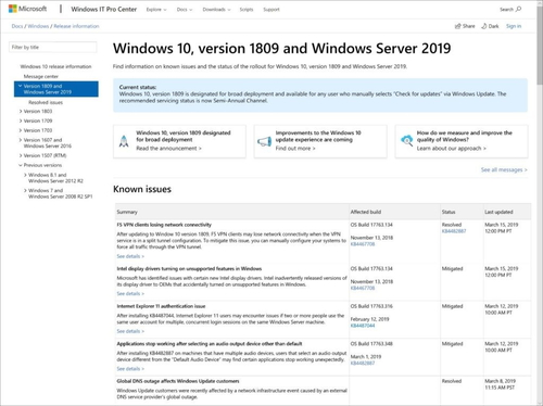 a810095fe5 「Windows 10 May 2019 Update(バージョン 1903)」のシステム要件