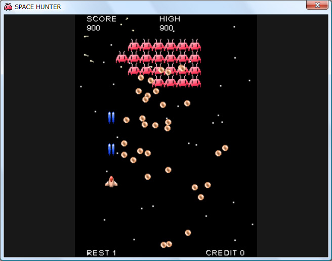 「SPACE HUNTER」v1.0
