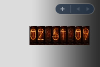 「S;G Nixie Clock」v1.02