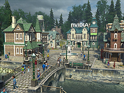 「Sun Village NV 3D Screensaver」v1.1