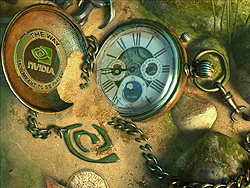 「The Lost Watch II NV 3D Screensaver」v1.0