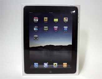 「iPad Wi-Fi 16GB」