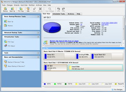 「Paragon Backup & Recovery 2011 (Advanced) Free」v10.0.15.12802 (19.01.11)