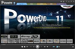 PowerDVD 11 Ultra