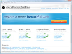 「Internet Explorer 10 Platform Preview」v2.10.1008.16421