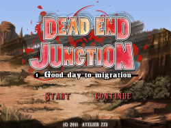 �uDEAD END JUNCTION�v�̌���