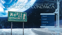 「WORLD END ECONOMiCA」体験版
