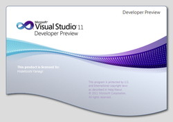 「Visual Studio 11 Developer Preview」