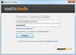 「Send to Kindle for PC」v1.0.0.192
