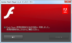 「Adobe Flash Player」Beta 4 11.2.202.183