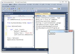 「Python Tools for Visual Studio(PTVS)」