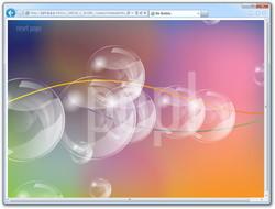 HTML/JavaScript/CSSなどのWeb標準技術で動きのあるWebコンテンツを制作できる