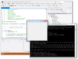 「F# Tools for Visual Studio Express 2012 for Web」v3.0.50727.1