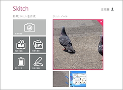 「Skitch for Windows 8」