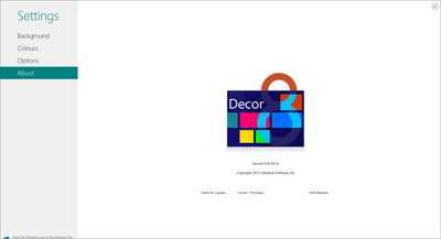 「Decor8」v0.95 BETA