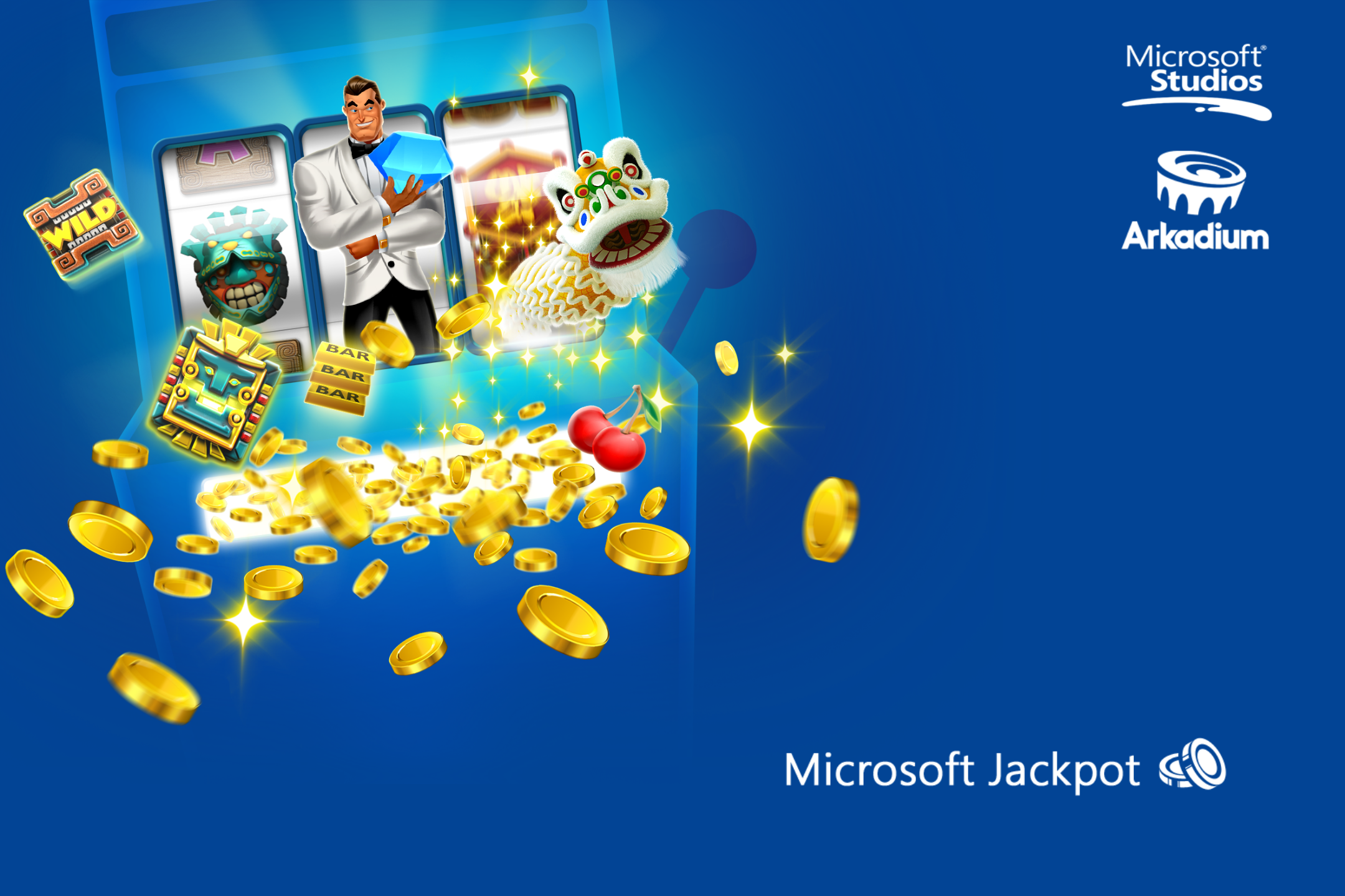 Microsoft Jackpot
