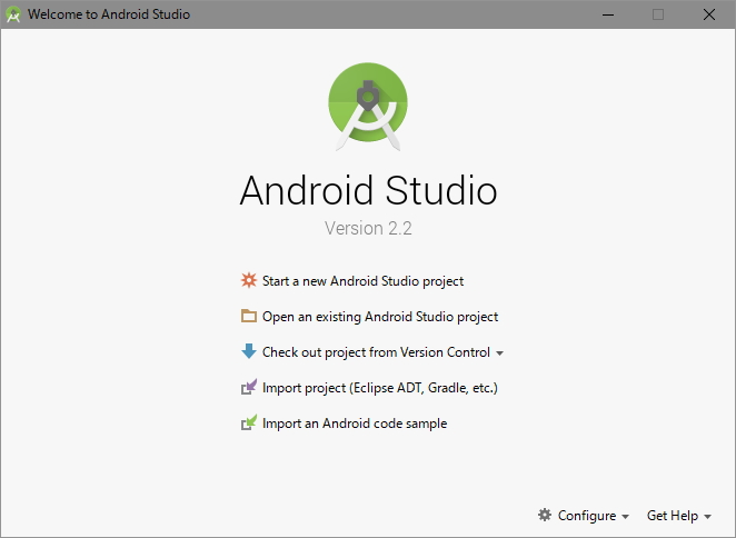 Googleandroid studio 22 for Google docs android studio