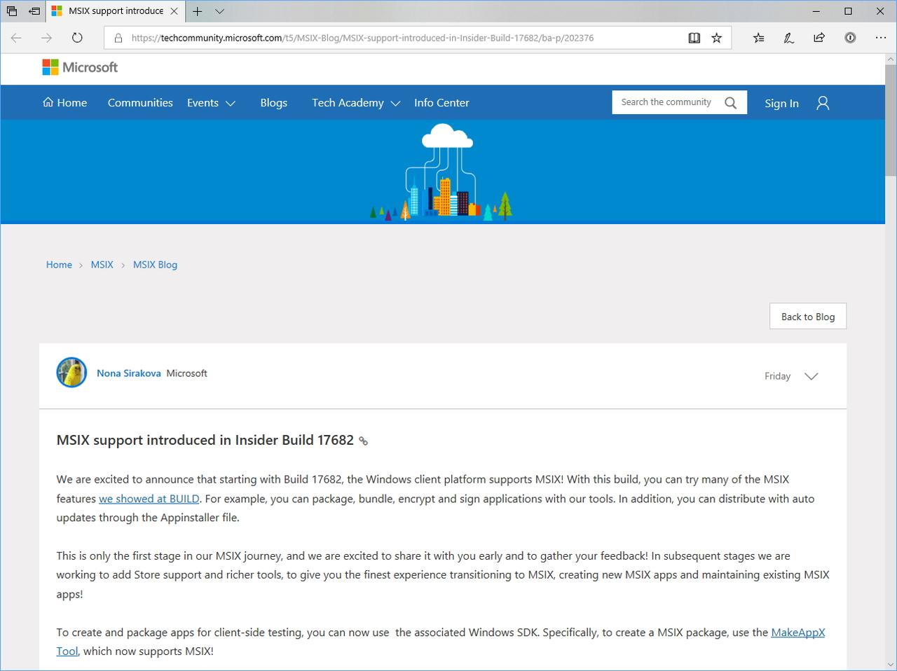 """新しいアプリインストール形式""""MSIX""""が利用可能 ~「Windows 10"""