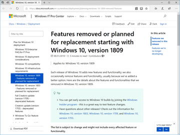 Microsoft、「Windows 10 October 2018 Update」の一般提供を開始 - 窓の杜