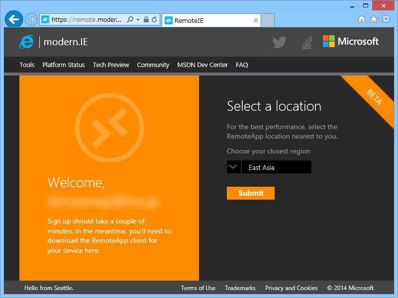 Microsoft、次期「Internet Explorer ...