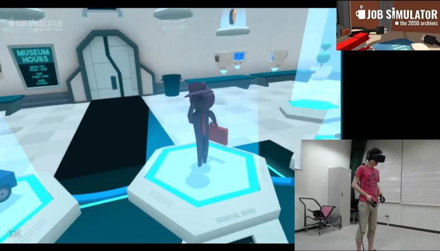 第74回:「Job Simulator」で未来の ...