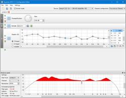 Equalizer APO」システムやWebブラウザーなどのサウンドに適用
