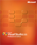 「Microsoft Visual Studio 2005 Professional」